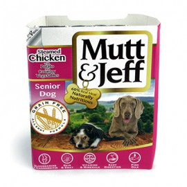 Mutt & Jeff Steamed Chicken Senior