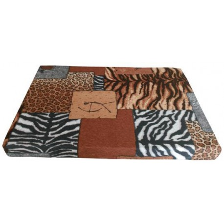 Colchón mascota safari