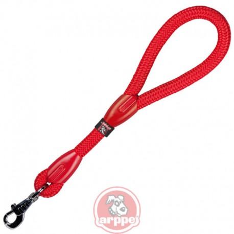 Empuñadura de nylon redondo para perros