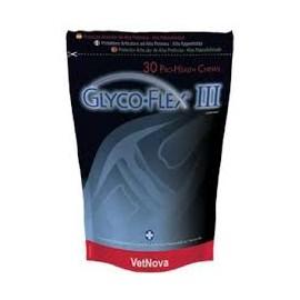 Glyco Flex III condoprotector articular para perros (30/120 comprimidos y 30/60/120 premios)