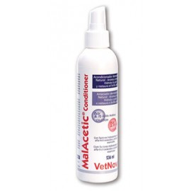 Malacetic Conditioner Spray solución dermatológica para perros 237 ml.