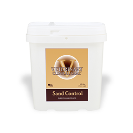 Veterinary Clinical Care Sand Control