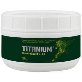 Titanium MuscleGuard E+SE