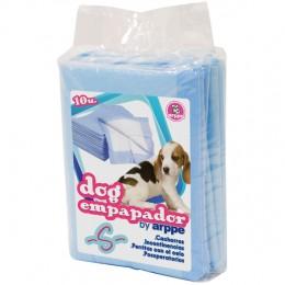 Empapadores para cachorros y perros senior Talla S