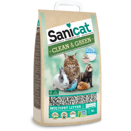Sanicat Clean & Green Lecho de papel