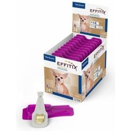 Effitix XS pipetas Perros 1,5-4 kg.