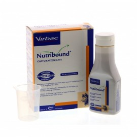 Nutribound nutrientes para gatos convalecientes 3 botellas de 150 ml.