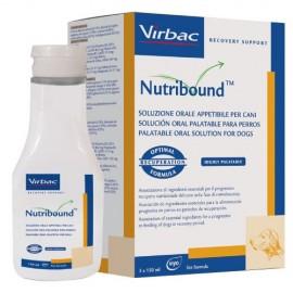 Nutribound suplemento para perros convalecientes 3 botellas de 150 ml.
