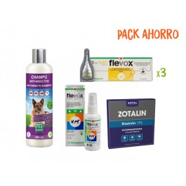 Pack Mini Flevox