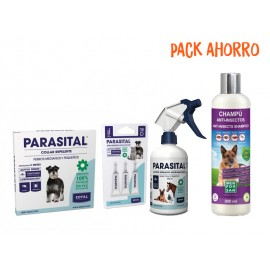 Pack Medium Parasital
