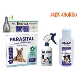 Pack Perros Gigantes Parasital
