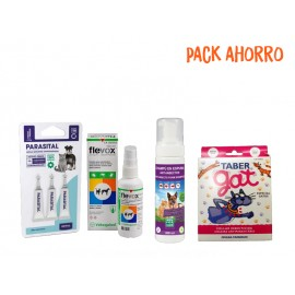 Pack Gatos Tabergat
