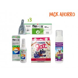 Pack Gatos Flevox