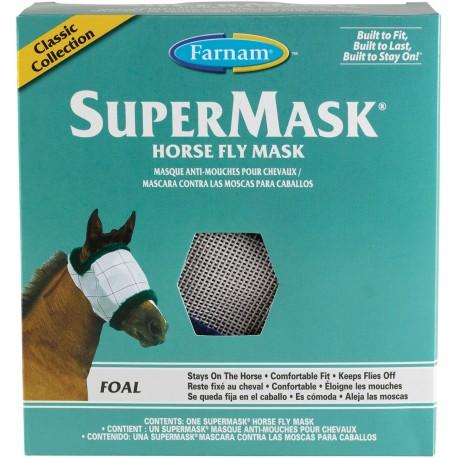 SuperMask II máscara antimoscas para caballos