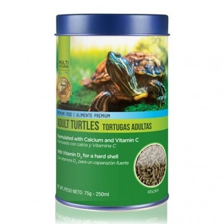 Alimento Mini Sticks para tortugas
