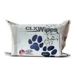 Clx Toallitas con Clorhexidina para Mascotas (15/40 ud.)