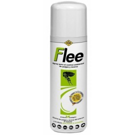 Flee Spray Antiparasitario ambiental para animales