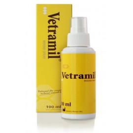 Vetramil Spray Cicatrizante para Mascotas 100 ml.