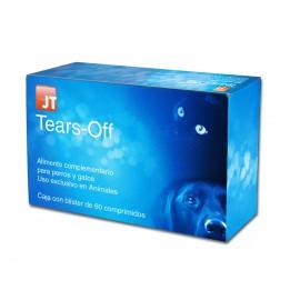 JT Tears-Off suplemento para los ojos de perros y gatos 60 comprimidos