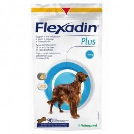Flexadin Plus Maxi suplemento articular para perros medianos y grandes 90 Premios