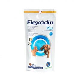 Flexadin Plus Mini suplemento articular para perros y gatos pequeños 90 premios
