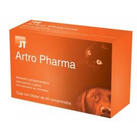 JT Artro Pharma complemento para las articulaciones de perros y gatos 60/300 comprimidos