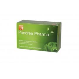 JT Pancrea Pharma ayuda al proceso digestivo de perros y gatos 60 comprimidos