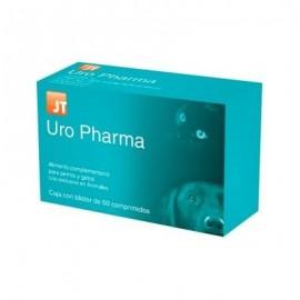 JT Uro Pharma suplemento para insuficiencias renales en perros y gatos 60 Comprimidos