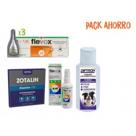 Pack Medium Flevox
