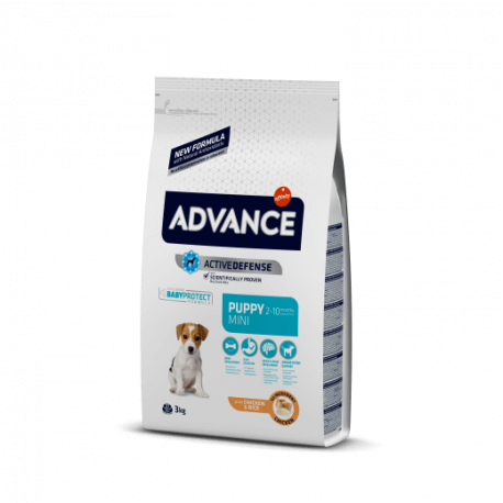 Advance mini pyppy 3 kg.