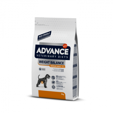 Advance Weight Balance 3 kg.