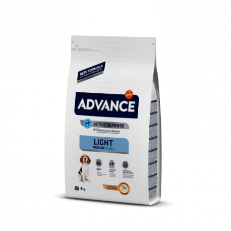 Advance Medium Light 12kg.