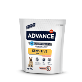 Advance Mini Sensitive Salmón y Arroz 800 gr.