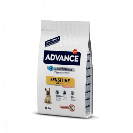Advance Mini Sensitive 7,5 kg.