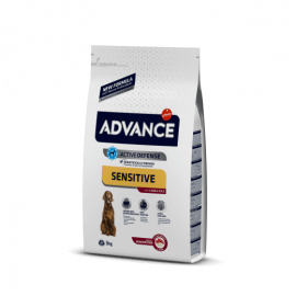 Advance Sensitive Medium-Maxi Cordero y Arroz 3/12 kg.