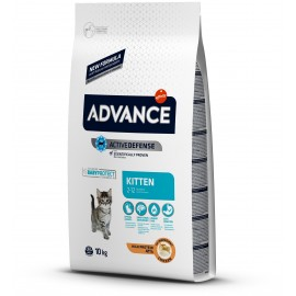 Advance Cat Kitten 10 kg.