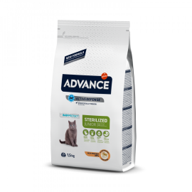 Advance Cat Junior Sterilized 1,5 kg.