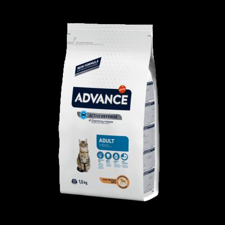 Advance Cat Adult Pollo 15 kg.