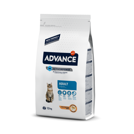 Advance Cat Adult Pollo 3 kg.