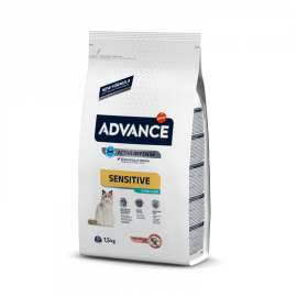 Advance Cat Sterilized Sensitive Salmón 10 kg.