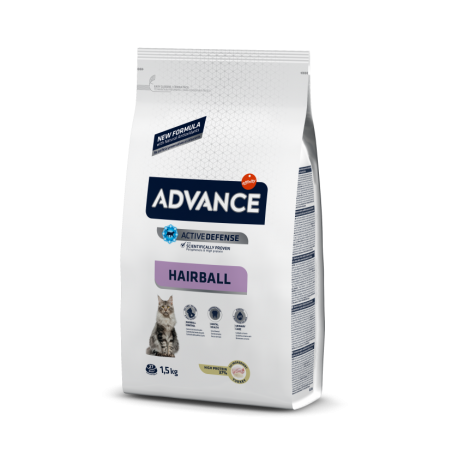 Advance Cat Hairball 1.5 kg.
