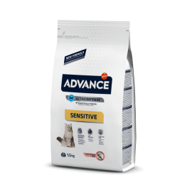 Advance Cat Sensitive Salmon 10 kg.