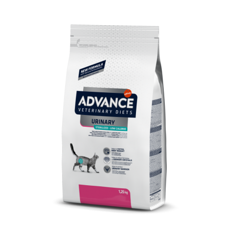 Advance Cat Sterelized bajo en calorías