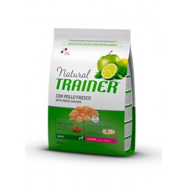 Natural Trainer Maxi Puppy con Pollo 12 kg.