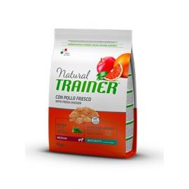 Natural Trainer Medium Maturity (senior) Pollo 3/12 kg.
