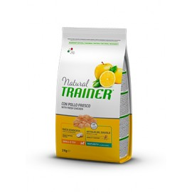 Natural Trainer Mini Maturity (senior) Pollo 2 kg.