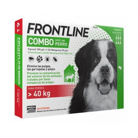 Frontline Spot On Combo más de 40 kg.