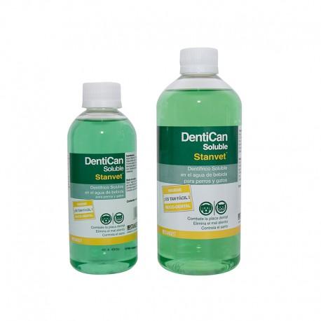 DentiCan Soluble para perros y gatos 250/500 ml.