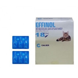 Effinol Spot-On gatos
