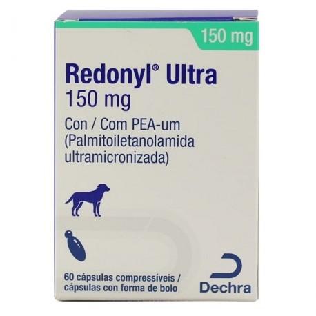 Redonyl Ultra suplemento contra la dermatosis para perros y gatos 60 cap. (50/150 mg.)